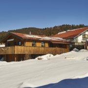 Pröllerhütte Klinglbach bei St. Englmar
